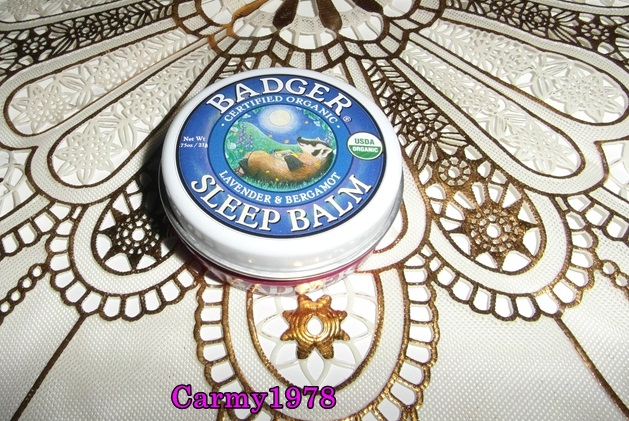 Badger-Sleep-Balm