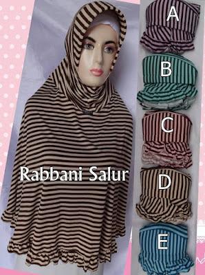 Grosir Jilbab Rabbani Salur