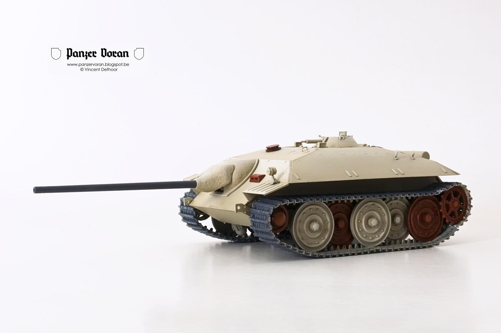 Panzer Voran: Entwicklungsfahrzeug E-25