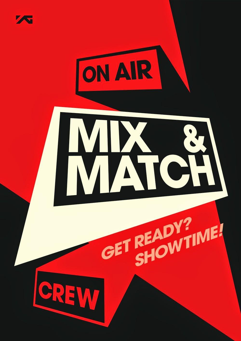 mix match yg ikon mnet 39 s new survival show mix match teaser. Black Bedroom Furniture Sets. Home Design Ideas