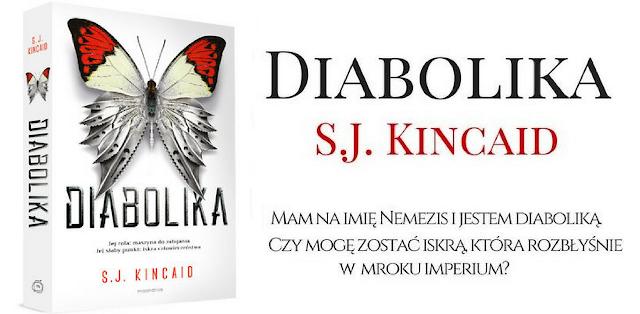 Diabolika S.J. Kincaid recenzja