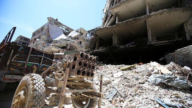 """Rusia: """"EE.UU. y sus aliados no podrán derrocar a Bashar al Assad por la fuerza"""""""