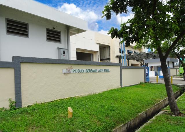 PT Suly Bersama Jaya Steel