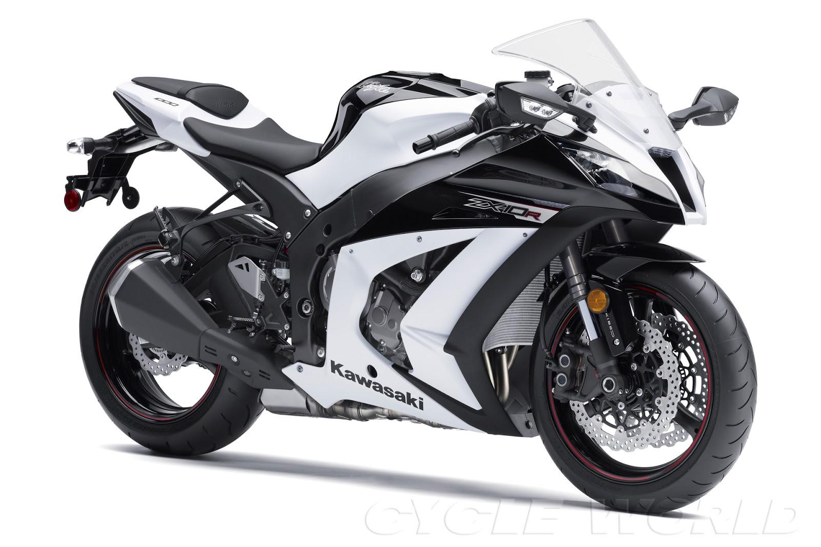 Kawasaki Ninja Zxr