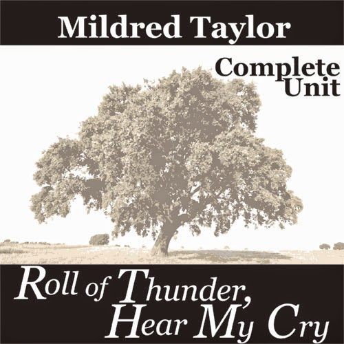 https://www.teacherspayteachers.com/Product/ROLL-OF-THUNDER-HEAR-MY-CRY-Unit-Teaching-Package-by-Mildred-Taylor-1187614