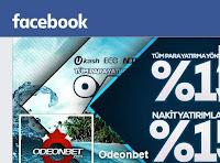 Odeonbet Facebook'a giriş