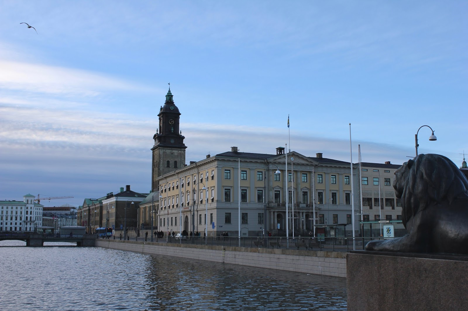 Gothenburg. Sweden city hall