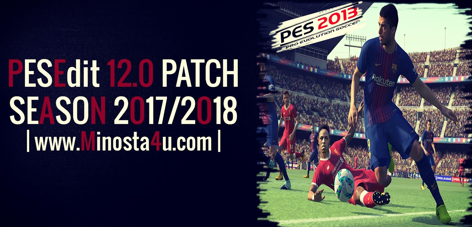 PESEdit 12.0 PATCH