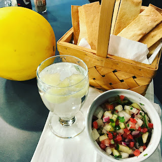 Dewlicious Melon Salsa