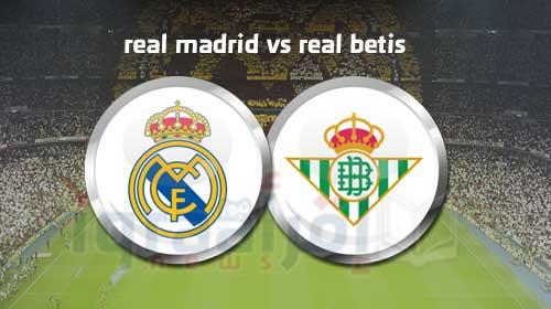 ملخص نتيجة مباراة ريال مدريد وريال بيتيس 0-1 اليوم يلا شوت أهداف مباراة الريال فى الدوري الإسباني