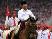 Prabowo: Justru Pemerintah-lah Pelaku Makar karena mengimpor buruh asal China & biarkan pengibaran bendera China di Sulawesi