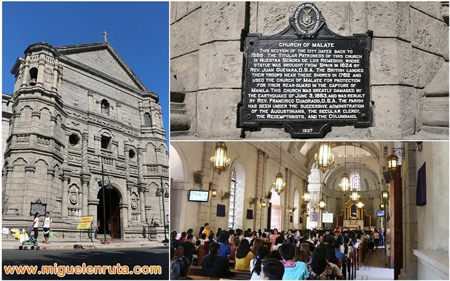Iglesia-Malate-Manila