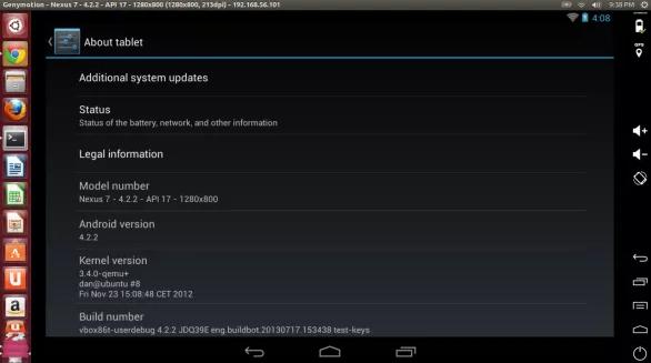 Kelebihan Emulator Android pada Sistem Linux dan Mac