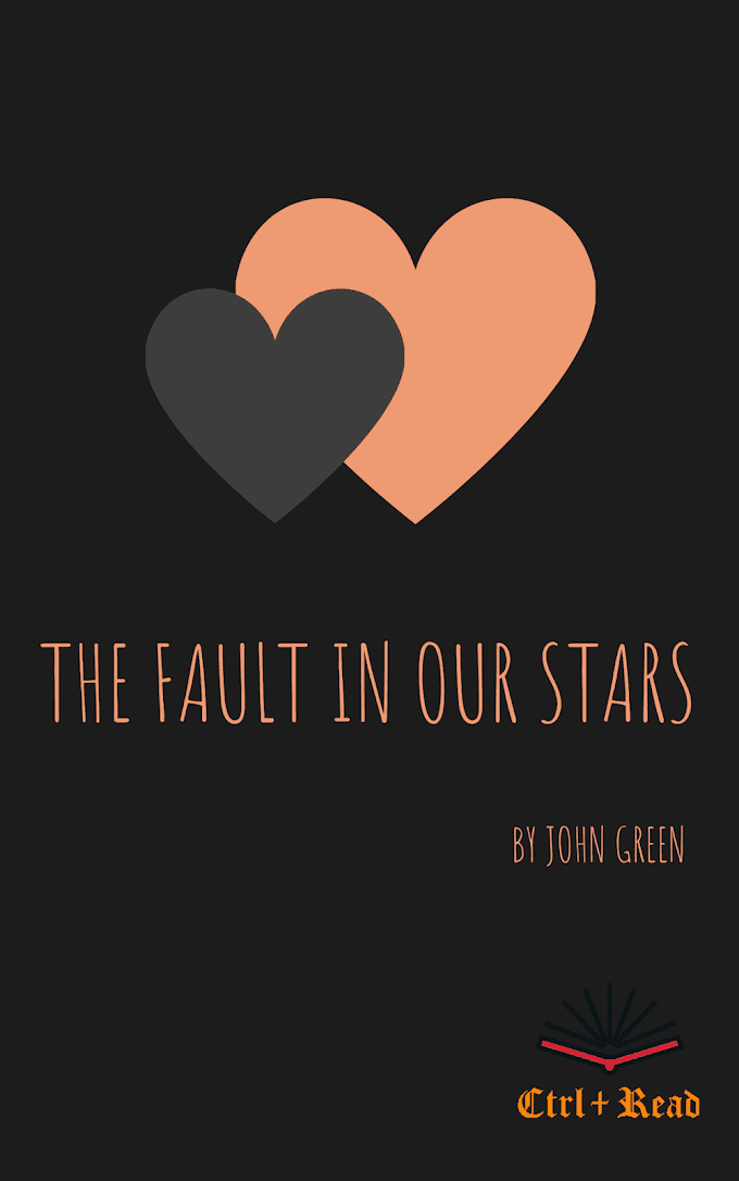 The Fault in Our Stars book summary : John Green | CtrlPlusRead