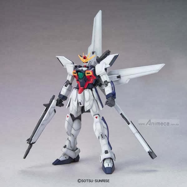 MODEL KIT GUNDAM X GX-9900 MASTER GRADE (MG) 1/100 MOBILE SUIT GUNDAM X BANDAI