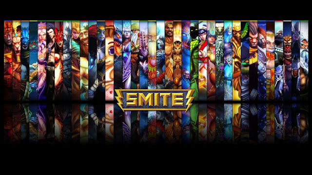 Llega el paquete legendario de dioses a SMITE