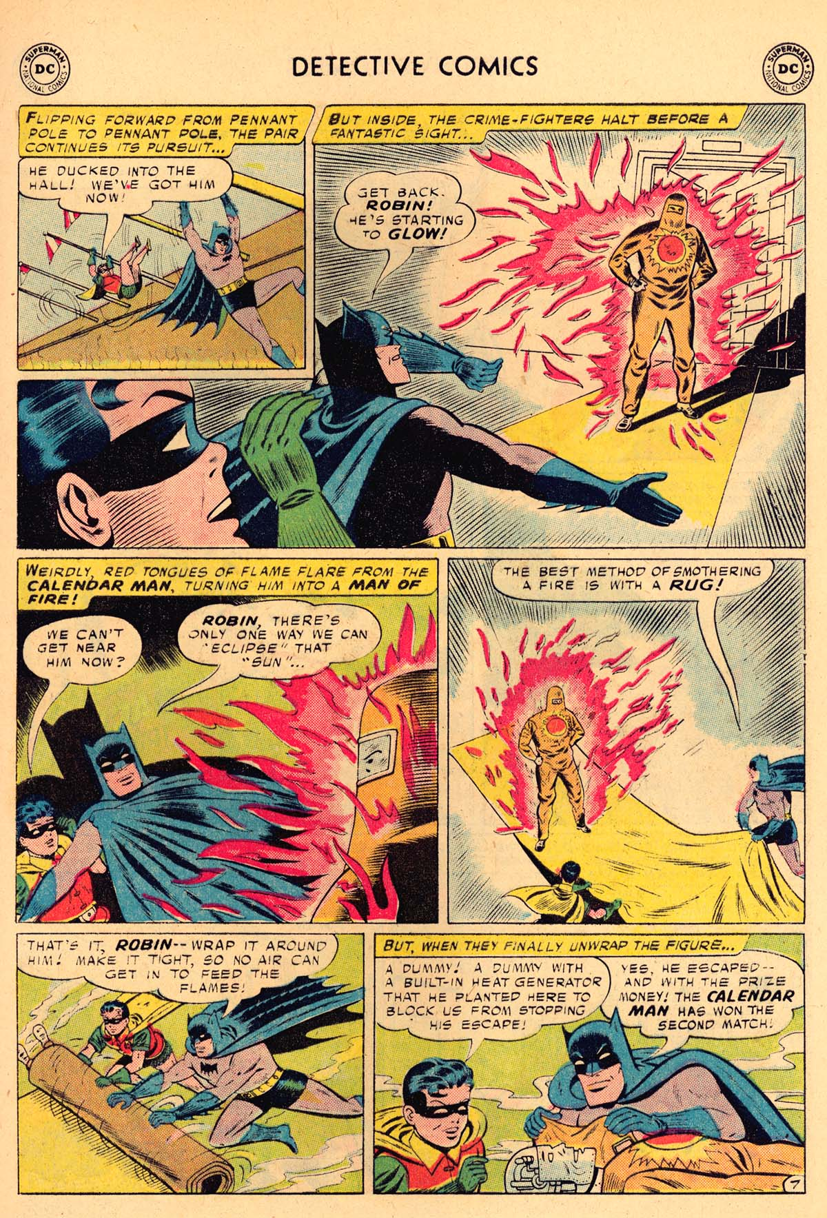 Detective Comics (1937) 259 Page 8