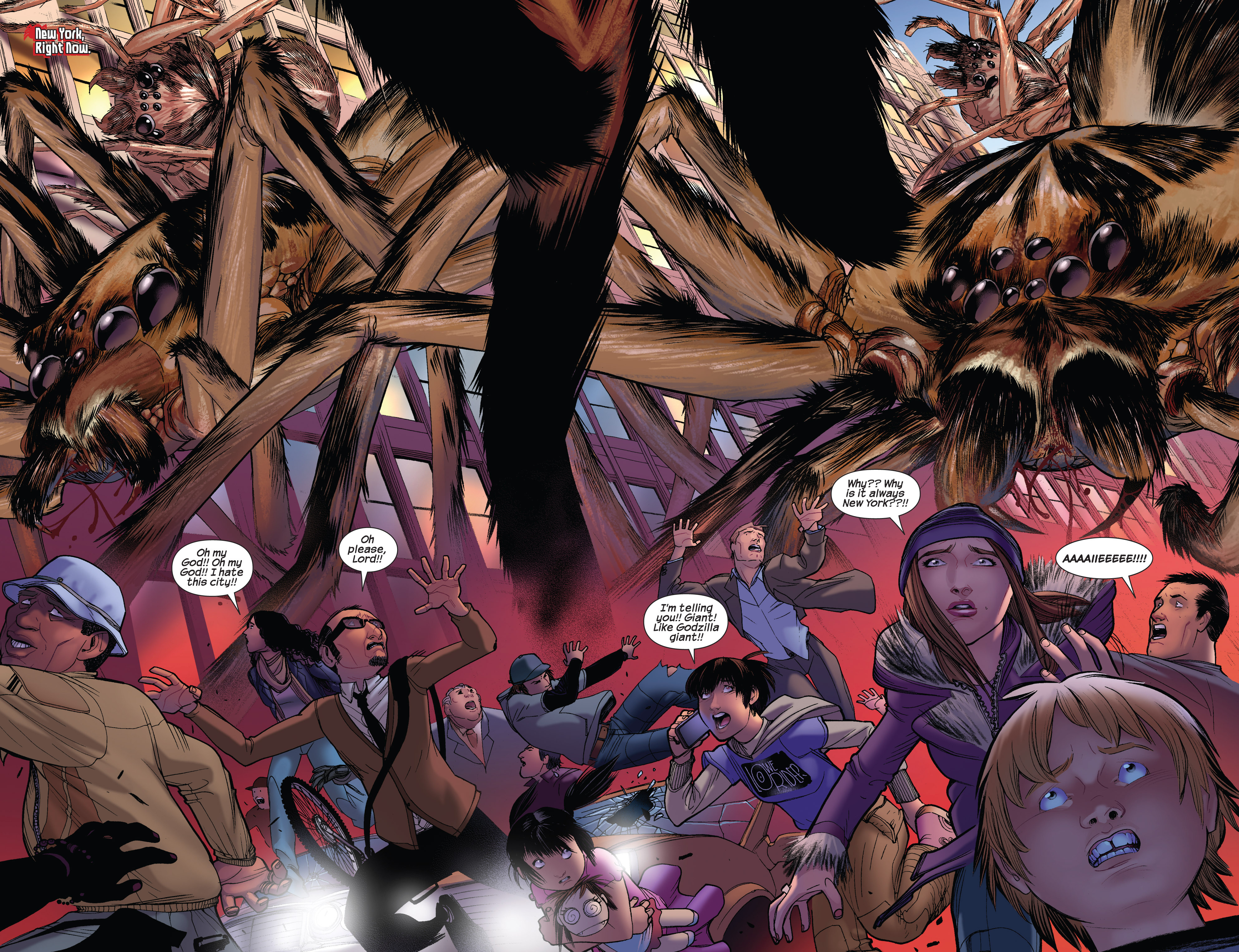 Read online Ultimate Spider-Man (2009) comic -  Issue #3 - 10