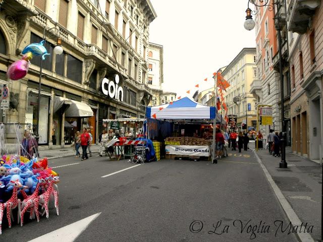 Trieste,10° mercato del commercio ambulante 2010