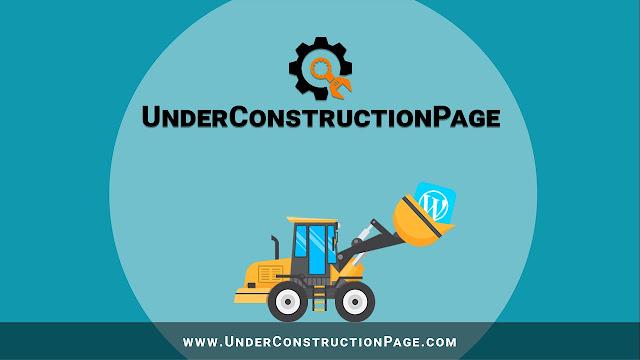 Under Construction Page Plugin