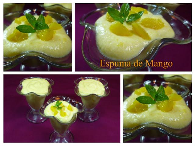Espuma de Mango