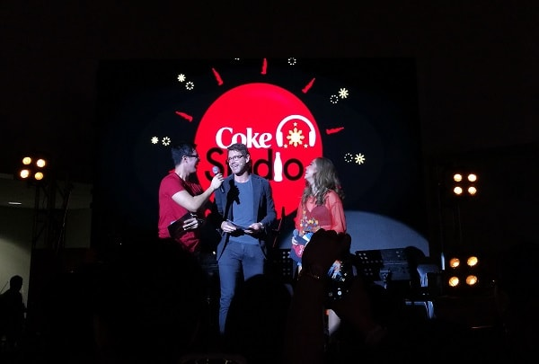 Partying At Coke Studio PH Launch