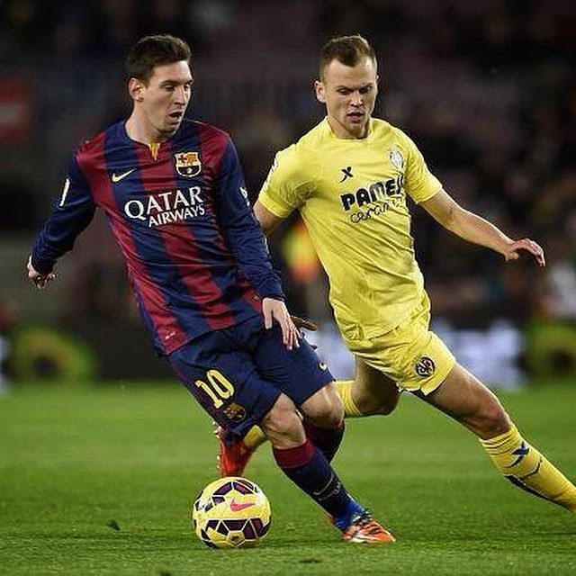 barcelona vs villarreal - photo #29