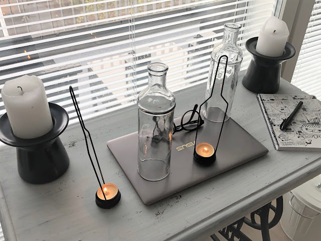 lasipullolyhty tuikut kynttilät