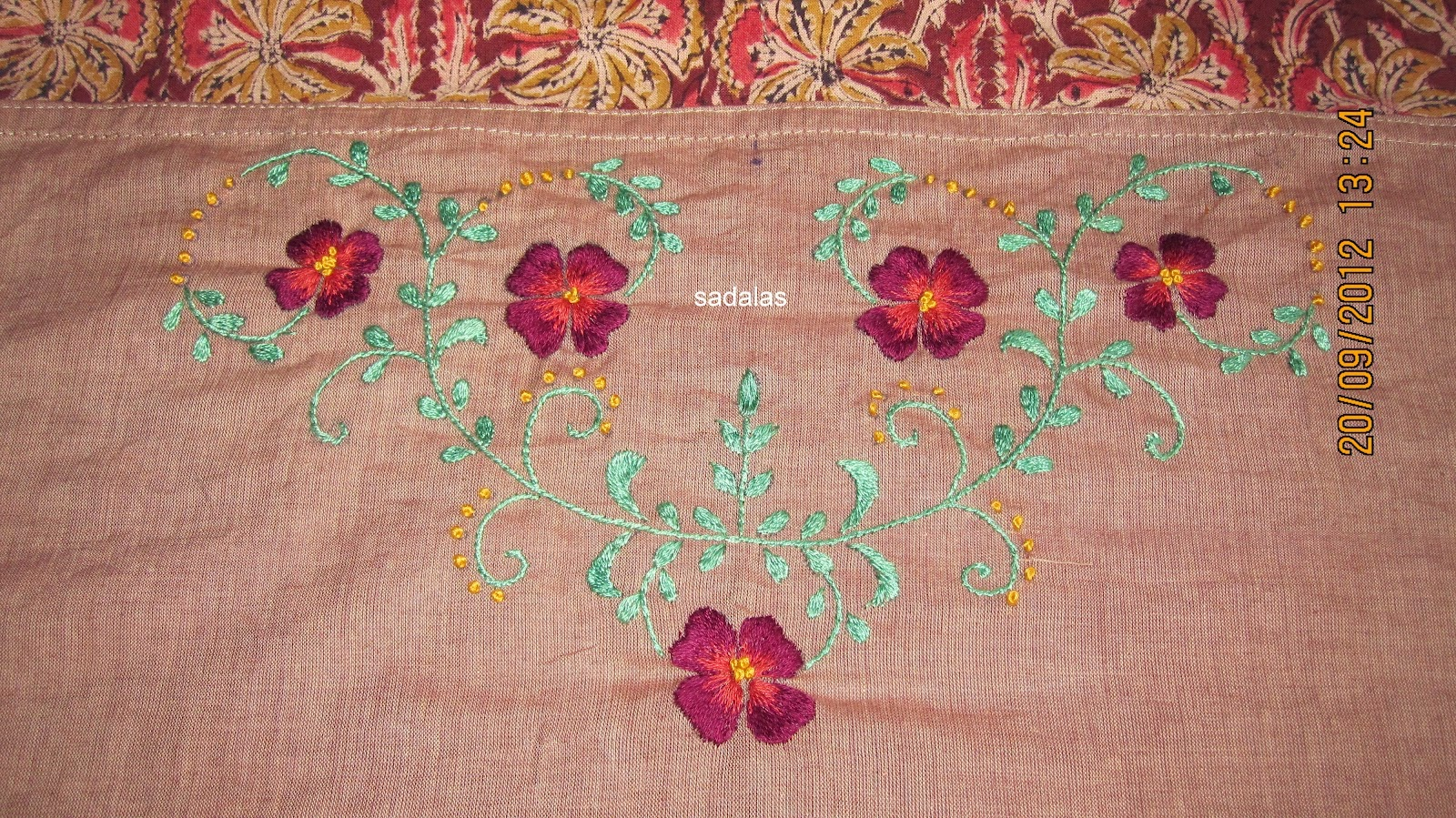 Cutting, stitching & embroidery tutorial home   facebook.