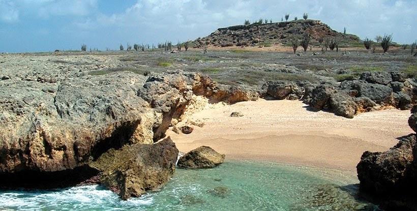 Boka Kokolishi - praias de Bonaire