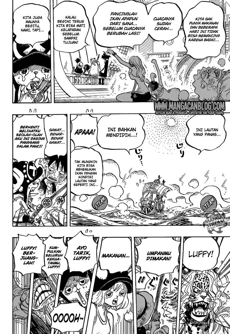 One Piece Chapter 825-10