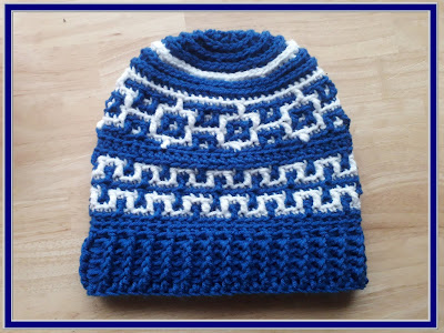 A Free Crochet Hat Pattern