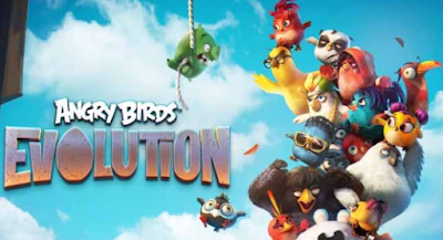 Angry Birds Evolution Mod Apk Obb