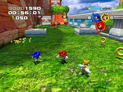 Sonic heroes download full version pc