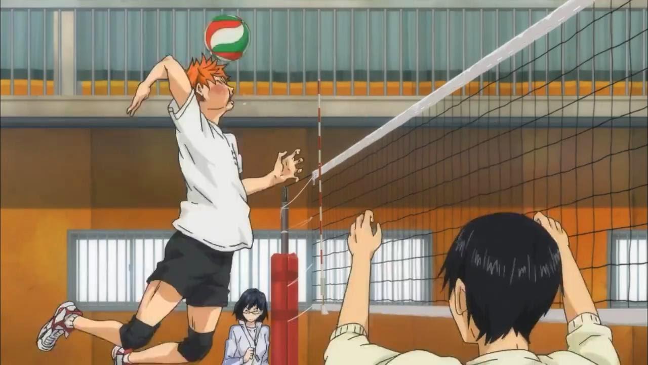 Haikyuu!! Episode 4 - Chibi no Kami · Fansub Update