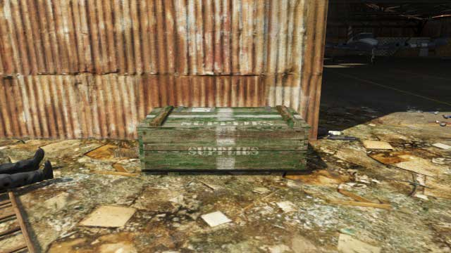 GTA Online Gang Attack Crates