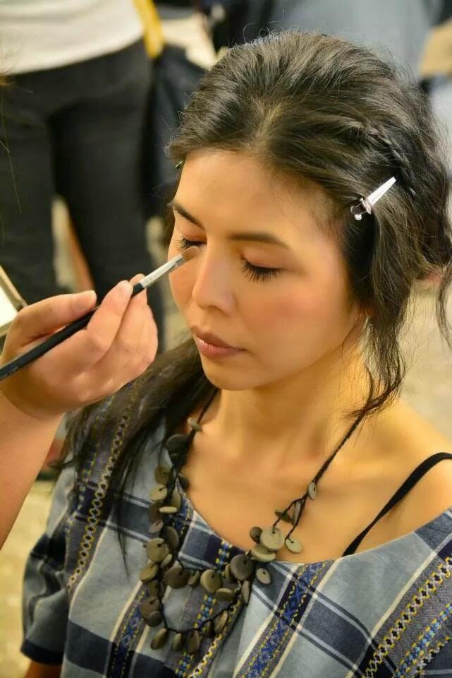 繭裹子公平貿易時尚秀 Fair Trade Fashion Show   志工麻豆的一天