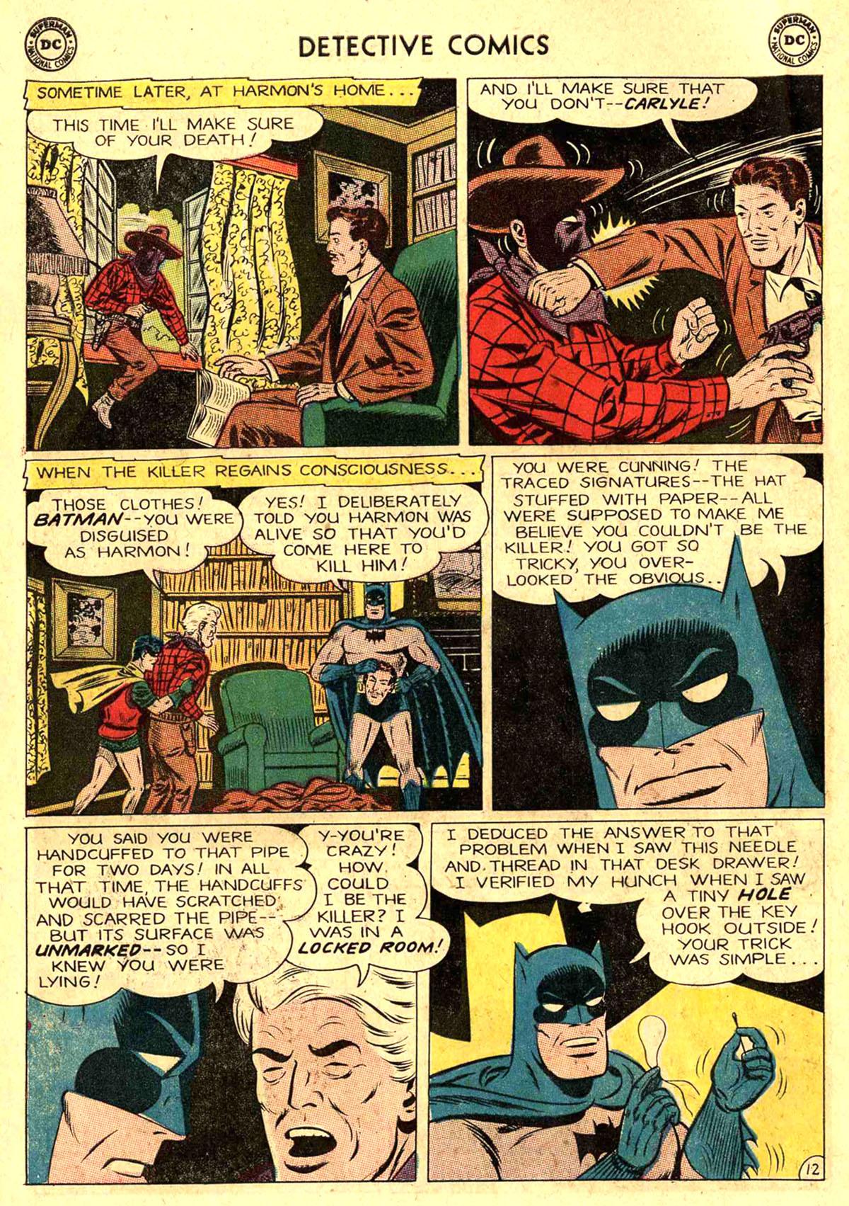 Detective Comics (1937) 314 Page 13