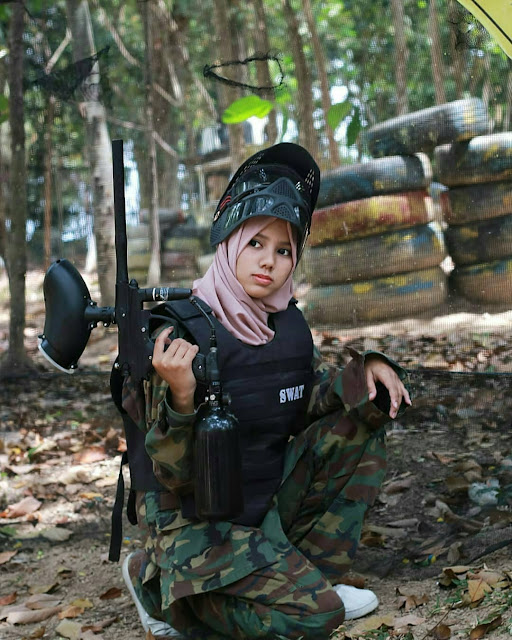 Sea Forest Adventure Indo Dynasty Paint Ball 081210999347