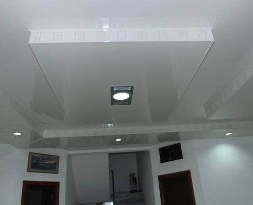 46 Model  Plafon  PVC  untuk Ruang Tamu dan Kamar Tidur