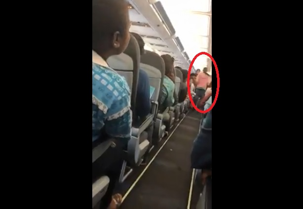 Hanya Ada di Papua, Pesawat Sudah Mau Berangkat Pilot Malah di Stop, Alasannya Bikin Ngakak