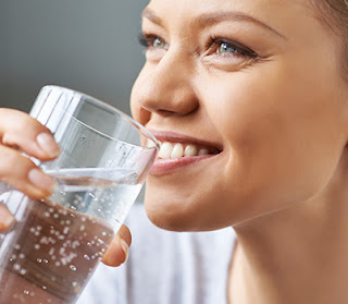 Tips for knowing how much water to drink to lose weight
