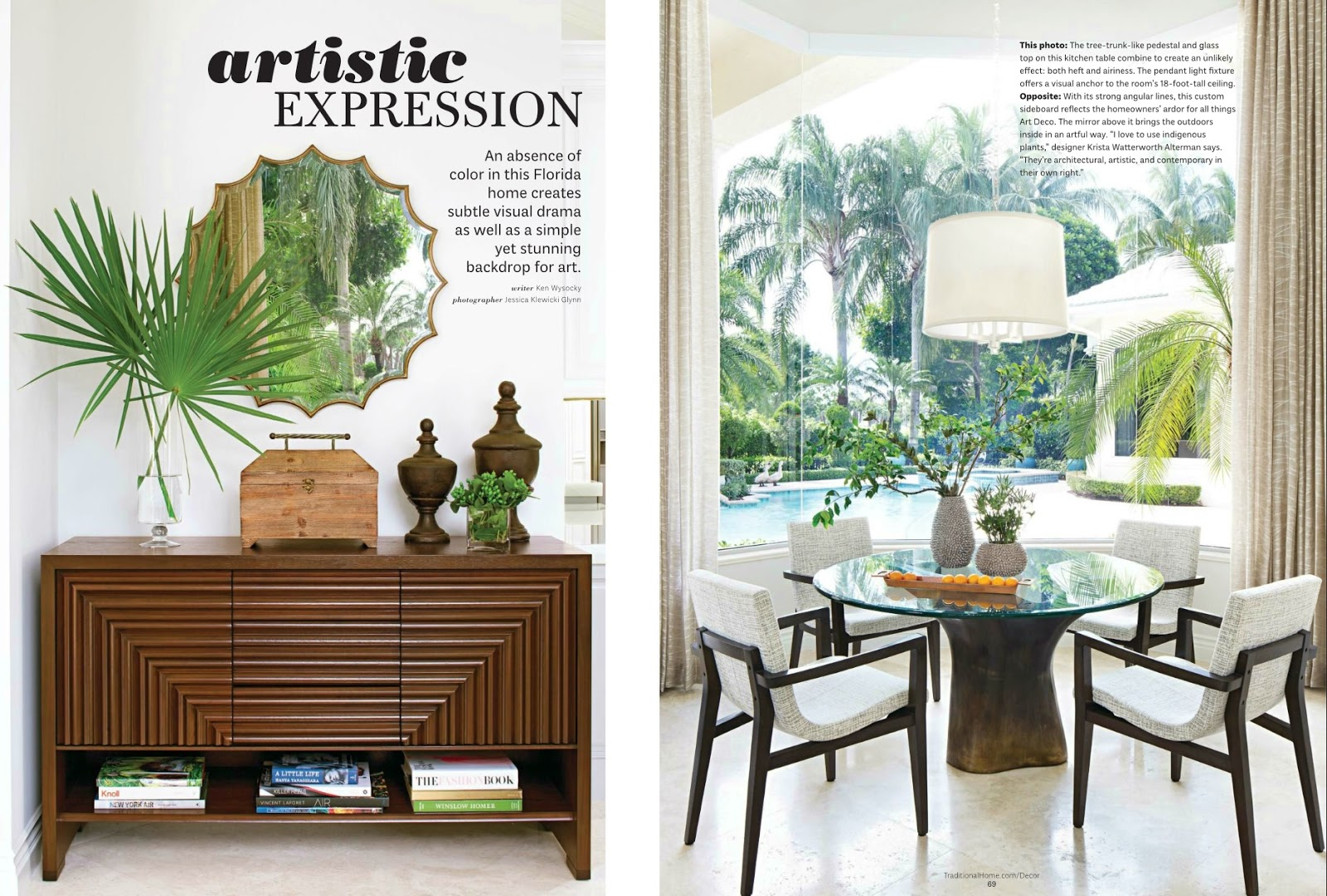 Appealing Florida Home Design Magazine With South Florida Home