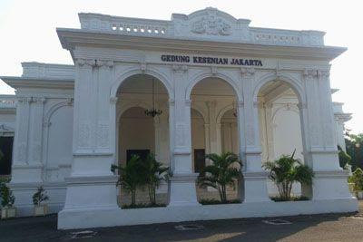 Sejarah Gedung Kesenian Jakarta