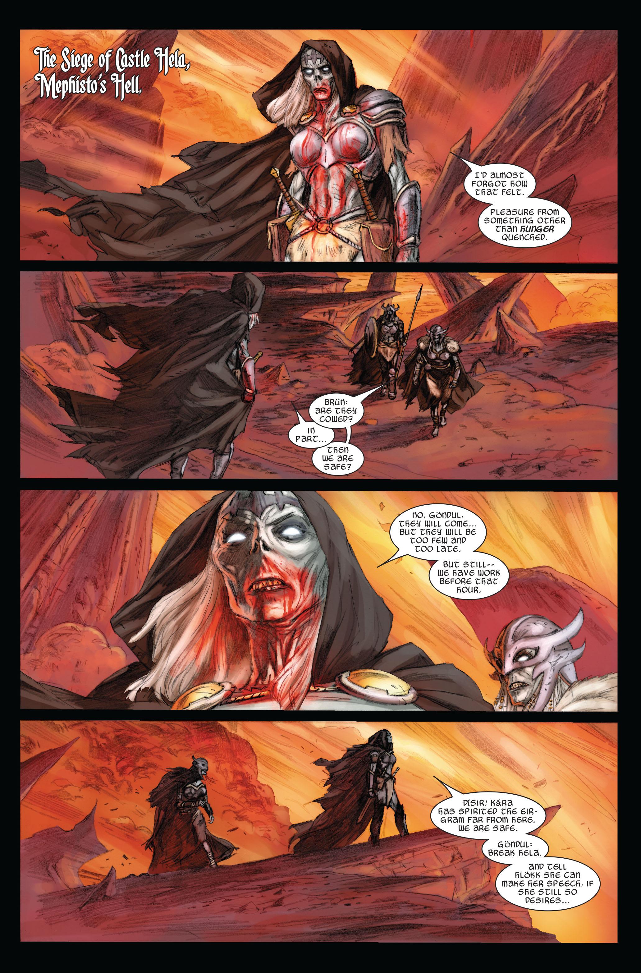 Thor (2007) Issue #612 #25 - English 3