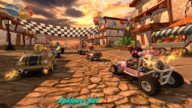 Beach Buggy Racing MOD APK unlimited money