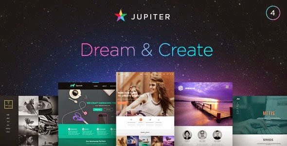 Jupiter v4.0.7.4 Multi-Purpose Responsive WordPress Theme