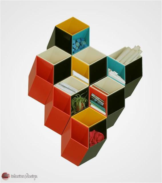 70 Best Bookshelf Designs 51