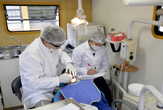 Colombo disponibiliza Clínica Odontológica e 17 UBS de Atenção em Saúde Bucal