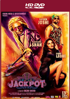 Jackpot 2013 Hindi Movie 400MB